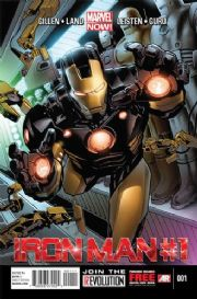 Iron Man Comics (2013 Series)